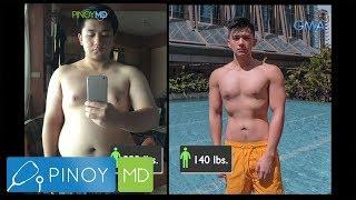 Pinoy MD: Binatang na-bully noong kanyang katabaan, ibinahagi ang kanyang weight loss story