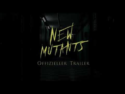 X - Men : The New Mutants (2020) - HD Trailer German / Deutsch      [Marvel]