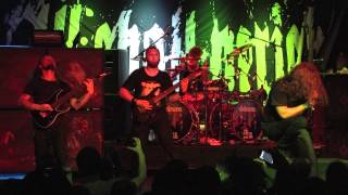 All Shall Perish ~ complete set ~ on ROCK HARD LIVE