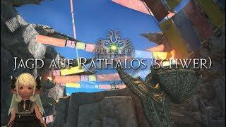 Final Fantasy XIV Stormblood | Jagd auf Rathalos (Schwer) Guide