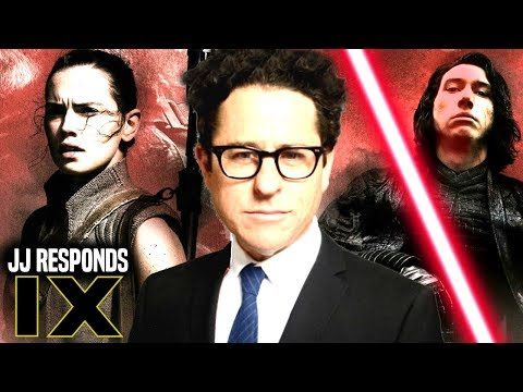 JJ Abrams Responds Star Wars Episode 9 & More! Star Wars