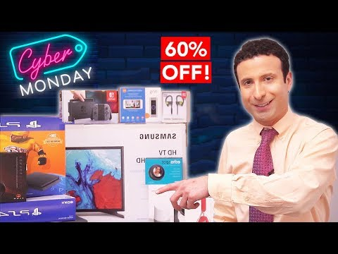Best EARLY Cyber Monday 2018 Deals LIVE RIGHT NOW!