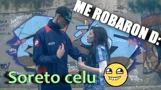 ME ROBARON / SORTEO CELULAR (CERRADO)! - Mica Suarez