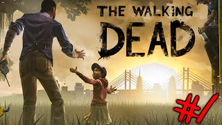 THE WALKING DEAD : Let's Play #1 [FACECAM] - ES LIEGT IN UNSERER HAND !!