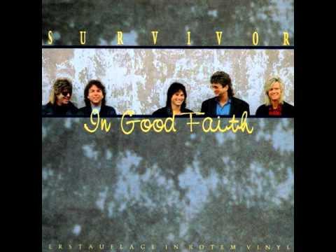 Survivor - In Good Faith