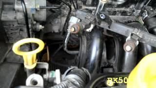 Неравномерно работает двигатель, чистка форсунок своими руками. RK50.RU