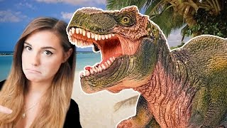 MARZIA THE DINOSAUR? -- Ark -- Part 3