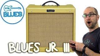 Fender Blues Jr III Gold Amplifier Limited Edition (Telecaster)