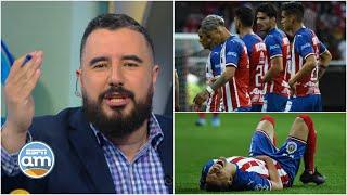 "¡SE LOS ADVERTÍ! ""Las Chivas están SOBREVALORADAS"", ¿se viene el 1er. FRACASO de Peláez? | ESPN AM"