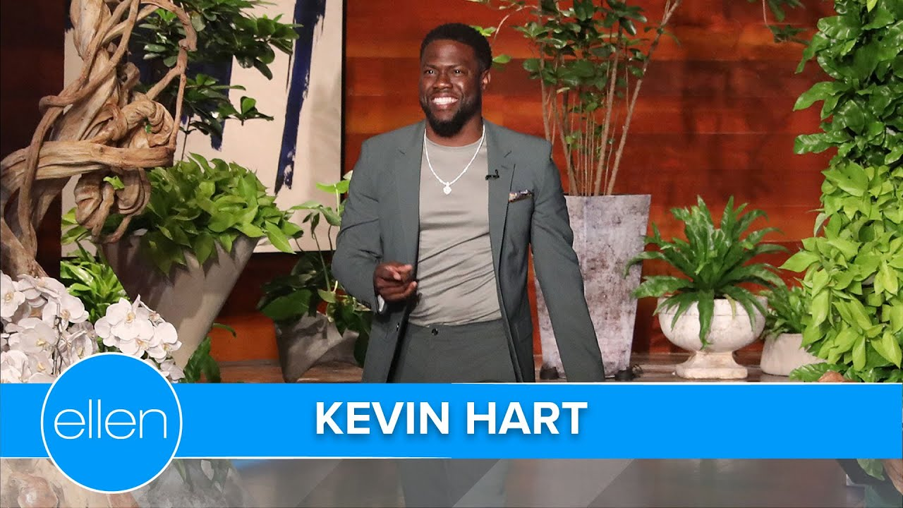 Download Kevin Hart's Teen Daughter Is an Intern at His Company