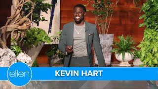 Kevin Hart's Teen Daughter Is an Intern at His Company