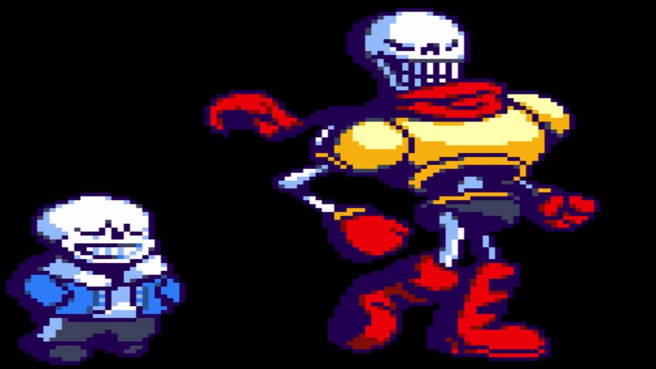 Undertale Bonetrousle (Papyrus Battle theme) Speed up