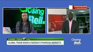 Impact of global trade wars on Nigeria's forex market