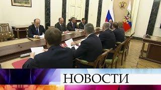 Нападение наполицейских вПариже осудили участники оперативного совещания вКремле.