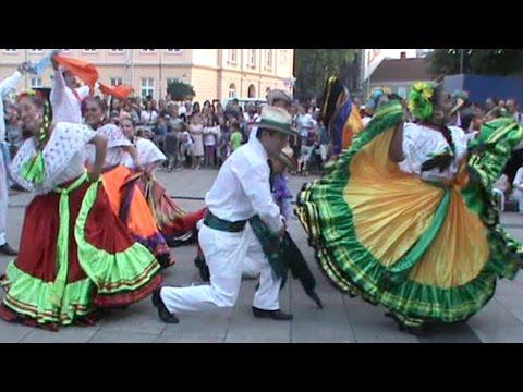 "Međunarodni festival folklora Karlovac 2016: ""Inspiraciones Costarricenses"" (Costa Rica) (2/3)"