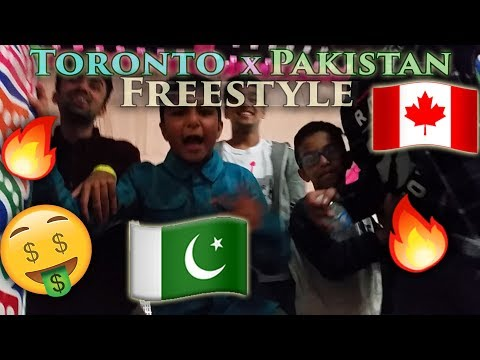 Pakistanis in a Canadian PRISON 🔥HOT FREESTYLE🔥