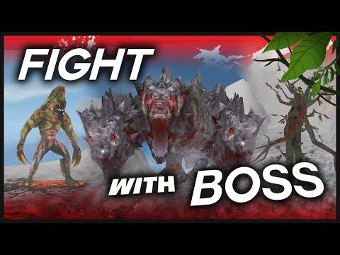 """Animal Action Game, """"Wild Animals Online"""" Monster Battle"""