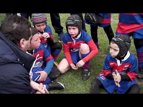 Six Nations 2019: il rugby per il più piccoli, secondo gli studenti dell'Ist. Rossellini