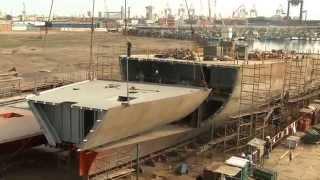 """Construcción del Buque Escuela a Vela """"Unión"""" SIMA - PERÚ S. A."""