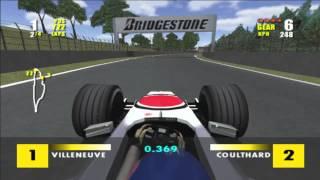 F1 Championship Season 2000 Montreal (PS2)