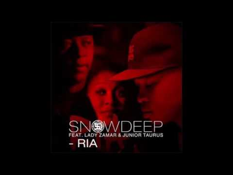 Snow Deep Feat Junior Taurus & Lady Zamar   RIA