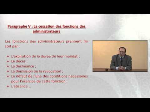 DROIT DES AFFAIRES, Pr. FAIK, P1 T2 2 C1
