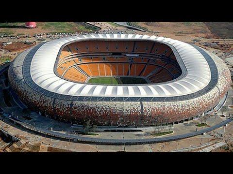 Top 10 :  Des plus grands stade en Afrique