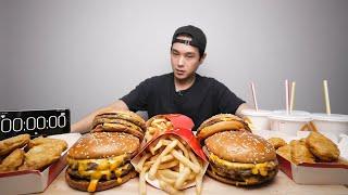 $3,500 McDonald's Challenge