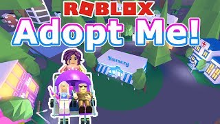 Roblox: Adopt Me 🍼 / Buy a House and Play Games!