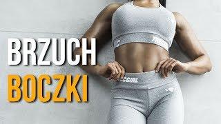 ĆWICZENIA NA BRZUCH I BOCZKI ❤ 15 min TRENING Fitness w Domu (Trecgirl)