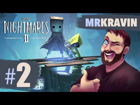LITTLE NIGHTMARES 2 [2] - Time To Go To School