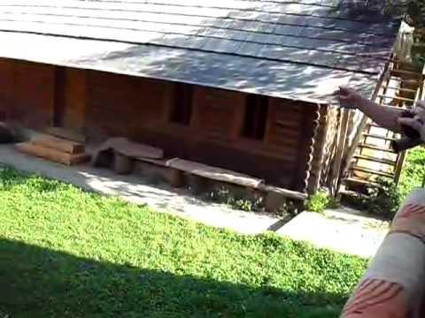 "At ""Whirlpools"" - La ""Vâltori"" (Lisa village, Brasov County, Romania)"
