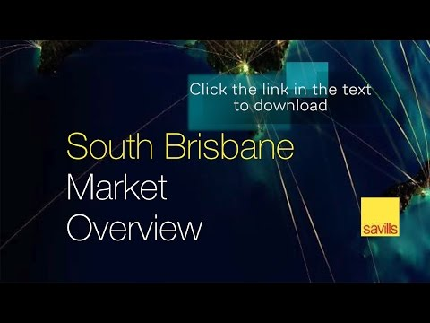 South Brisbane Market Overview