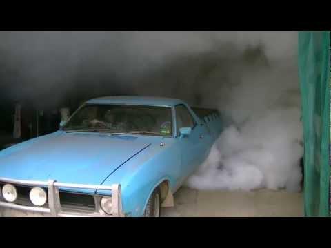 '74 XB Falcon Ute Burnout 351 Cleveland