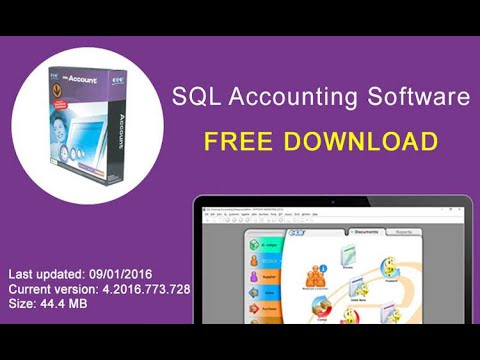 SQL Account   SQL Accounting Software   GST Certified