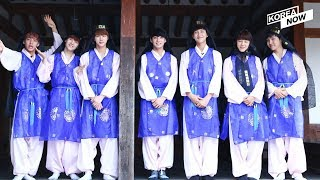 BTS plays role of ambassador of Hanbok, traditional Korean dress