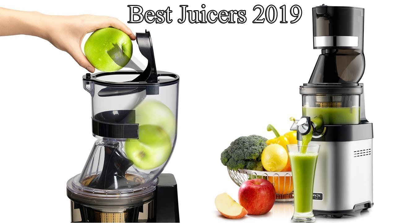 Best Juicers 2019 Top 7 Juicers 2019 You Can Buy right Now   Best Slow Juicers On