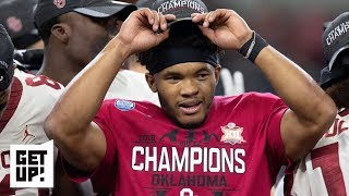 Evaluating Kyler Murray's strengths and weaknesses ahead of the 2019 NFL Draft | Get Up!