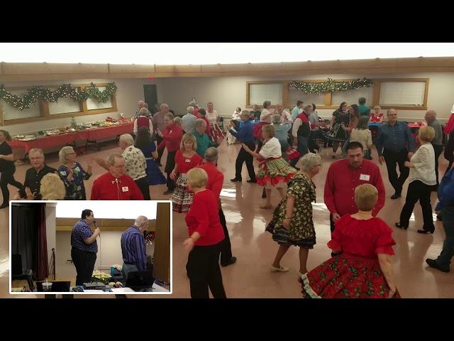 GCWS -- Nancy Daye Remembrance Dance -- 12/14/19 -- 01 -- Bob Daye / Jason Raleigh -- Jingle Bells