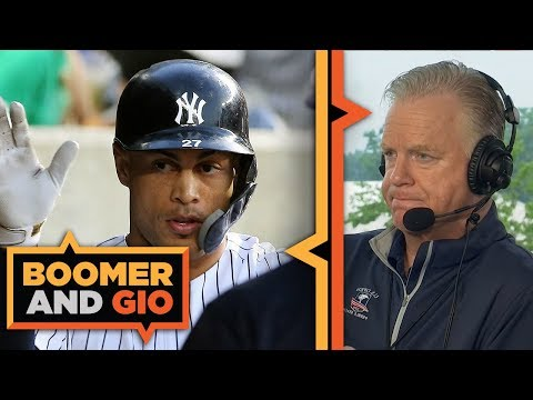 The PRESSURE is on for Giancarlo Stanton  Boomer & Gio
