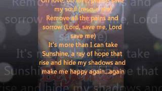 Beyonce (President Daughter)-Save my soul lyrics.wmv