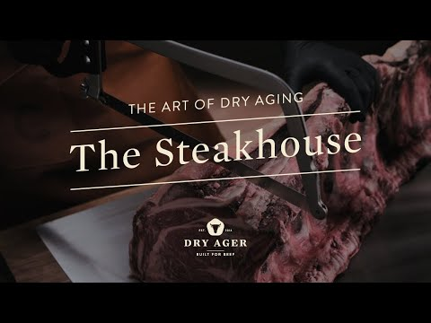DRY AGER – The Steakhouse (ENGLISH)