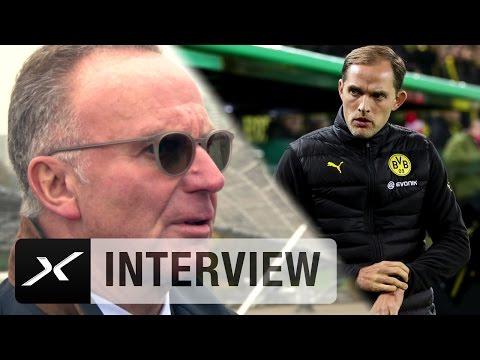 Borussia Dortmund, RB Leipzig, Verfolger: Das sagt Karl-Heinz Rummenigge