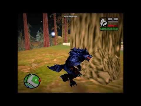 GTA SA Werewolf Mod [RPG]