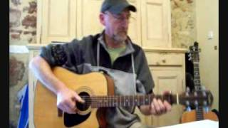 Blues Guitar Lessons - Play Ragtime Blues Guitar - Cincinatti Slow Drag - Gary Davis Cover