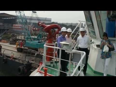 building boats in Singapore by Phillip Private Equity
