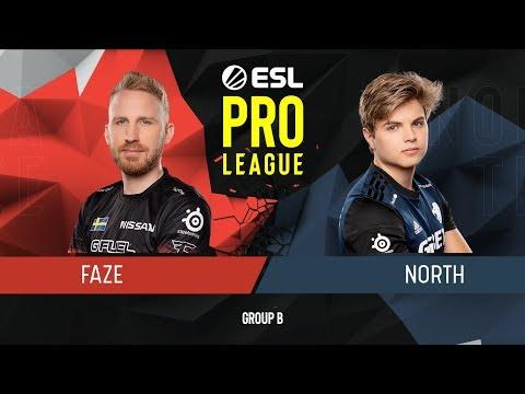 North vs FaZe Clan vod