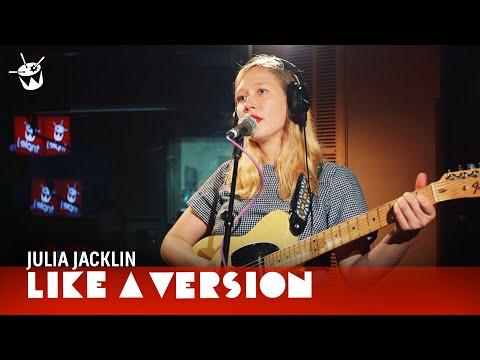 Julia Jacklin - 'Don't Let The Kids Win' (live for Like A Version)