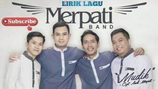 Merpati Band - Mudik (Lirik Lagu)
