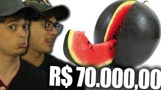 AS FRUTAS MAIS CARAS DO MUNDO